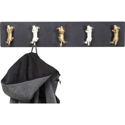 Coat Rack Wild Animals