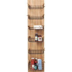 Wall Shelf Basket