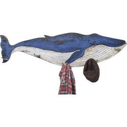 Coat Rack Blue Whale