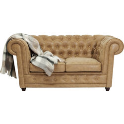 Sofa Oxford 2-Seater Terra Brown