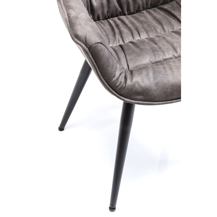 Chair With Armrest Thelma Kare Design