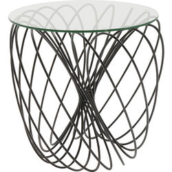 Side Table Wire Ball Ø45cm