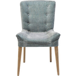Chair Stay Blue