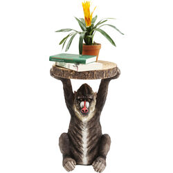 Side Table Animal Baboon