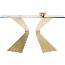Console Table Gloria Gold