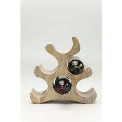 Wine Rack Puzzle Flame 6