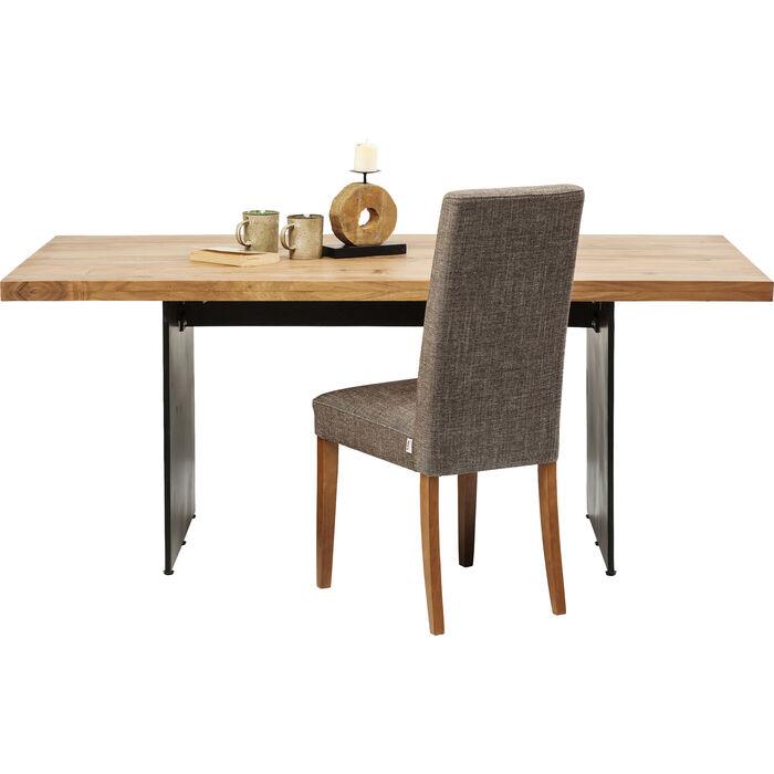Tisch madison 180x90cm kare design for Tisch kare design