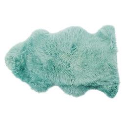 Lambskin 95 cm Turquoise
