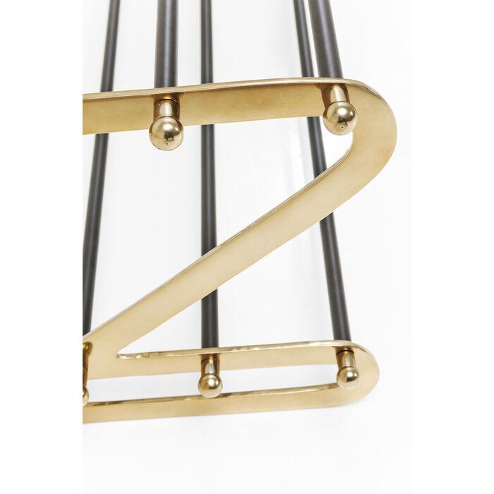 schuhregal walk small kare design. Black Bedroom Furniture Sets. Home Design Ideas