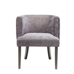 Chair with Armrest Theater Grey Dark