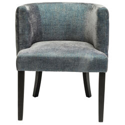 Chair with Armrest Theater Dark