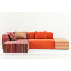 Sofa Infinity Merci Ottomane Left