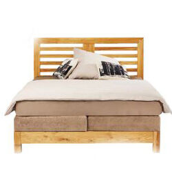 Attento Bed Boxspring Step Nature 160x200cm
