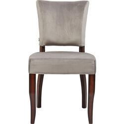 Chair Prince Velvet Grey
