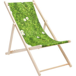 Deckchair Green Meadow