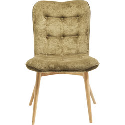 Chair Angel Wings Olive Green
