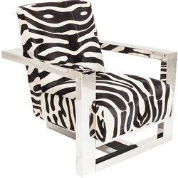Armchair Wildlife Zebra