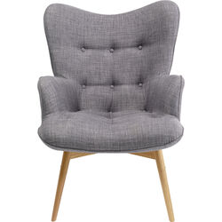 Armchair Vicky Grey