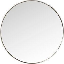 Mirror Curve Round Stainless Steel Ø100cm