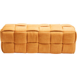 Bench Woven Orange