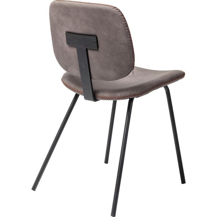 Stuhl barber brown kare design - Kare design stuhl ...