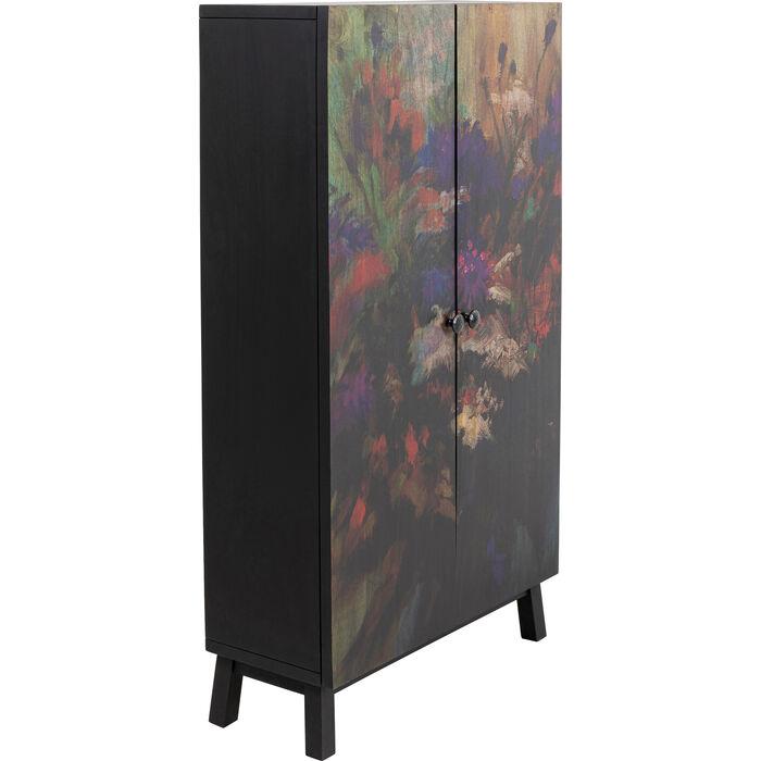armoire fleur kare design. Black Bedroom Furniture Sets. Home Design Ideas