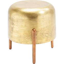 Stool Lumpy Gold