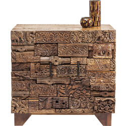 Dresser Shanti Surprise Puzzle Nature 2 Doors