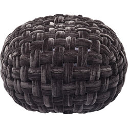 Pouf Ovillo Grey