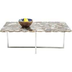 Konferenèní stolek Tesoro modrý 110×60 cm