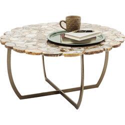 Konferenèní stolek Tesoro bé¾ový - 80 cm