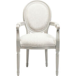 Chair with Armrest Gastro Louis Grey Urban