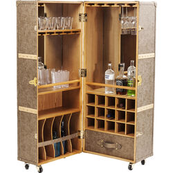 Bar Cabinet West Coast