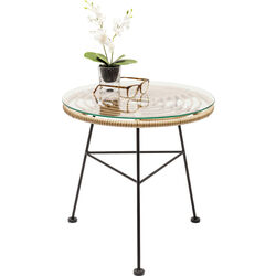 Side Table Farfalla Nature Ø45cm