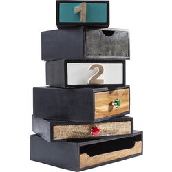 Drawer Tower Urban Living (6/Set)