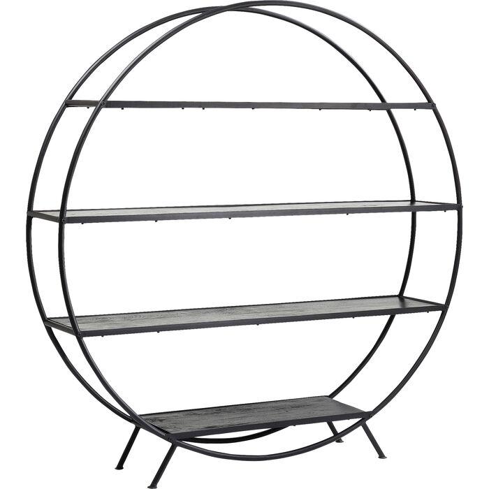 estanter a mason redondo kare design. Black Bedroom Furniture Sets. Home Design Ideas