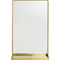 Mirror Curve 80x50 cm