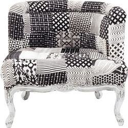 Arm Chair Rockstar Patchwork
