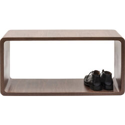 Lounge Cube Walnut XL