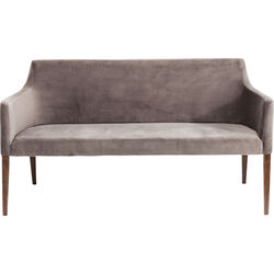 Bench Mode Velvet Grey