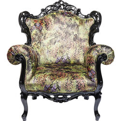 Arm Chair Posh Green Dschungel