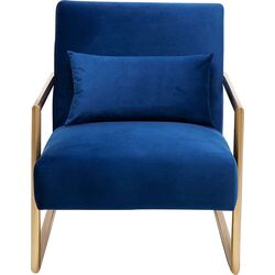 Armchair Living Vegas Blue