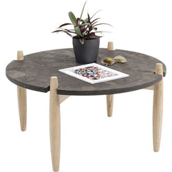 Coffee Table Wilderness Ø80cm