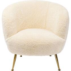 Fotelja  Perugia Fur
