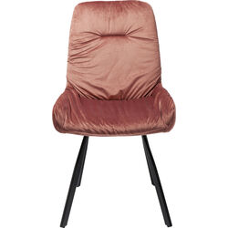 Chair Claw Straight Mauve