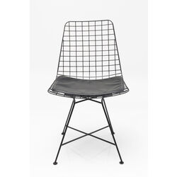 Chair Grid Black