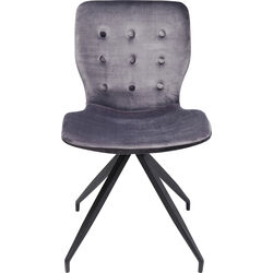 Chair Butterfly Dark Grey