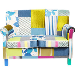 Divano Patchwork Stripes 2-Posti