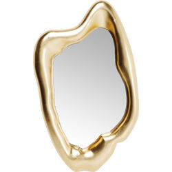 Mirror Hologram Gold 117x68cm