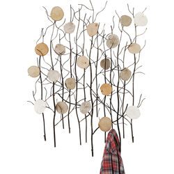 Coat Rack Autumn Shrubs